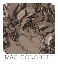 MAC Concrete Eyeshadow
