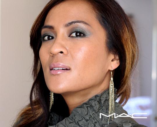 MAC Unsung Heroes: Greensmoke Eyeshadow - Makeup and ...