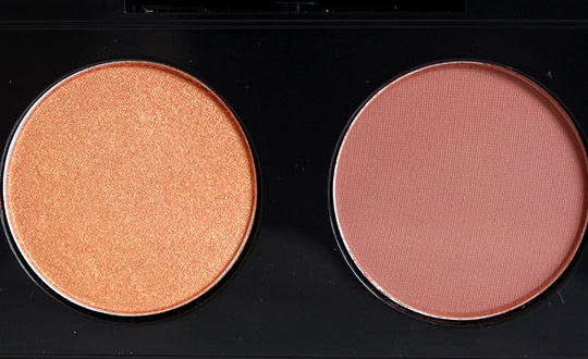 mac marche aux puces eye shadow X 2