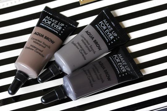 make up for ever aqua brow product shot