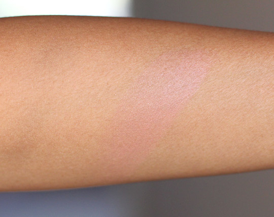 rouge bunny rouge titian swatch