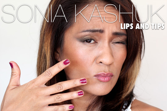 sonia kashuk lips and tips