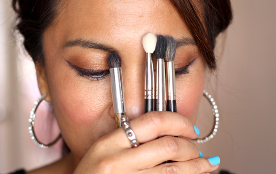 under eye concealer brushes 2