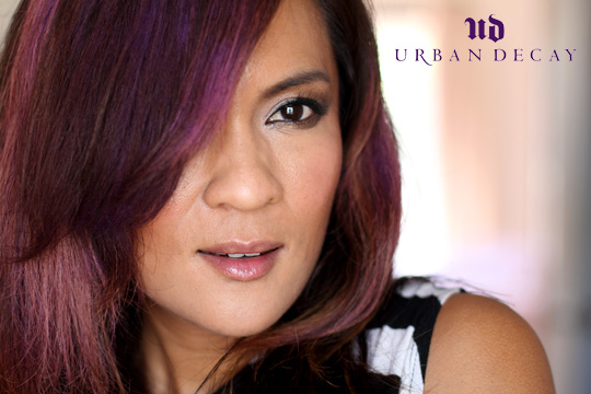 urban decay dangerous palette makeup tutorial final k eye final