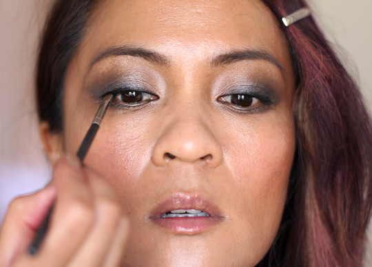 urban decay dangerous palette makeup tutorial step 4