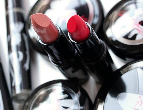 MAC Marilyn Monroe Pure Zen Lipstick Scarlet Ibis