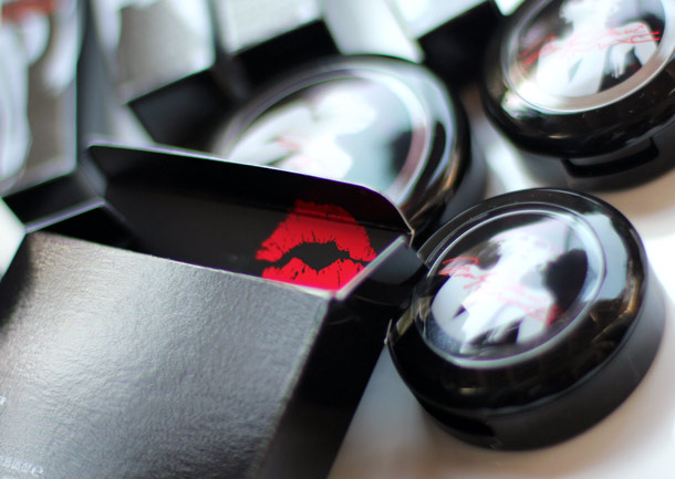 MAC Marilyn Monroe boxes