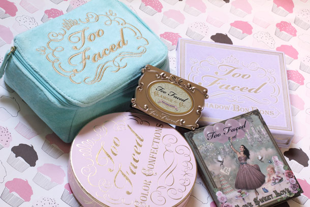 Too Faced Holiday 2012 packaging 2