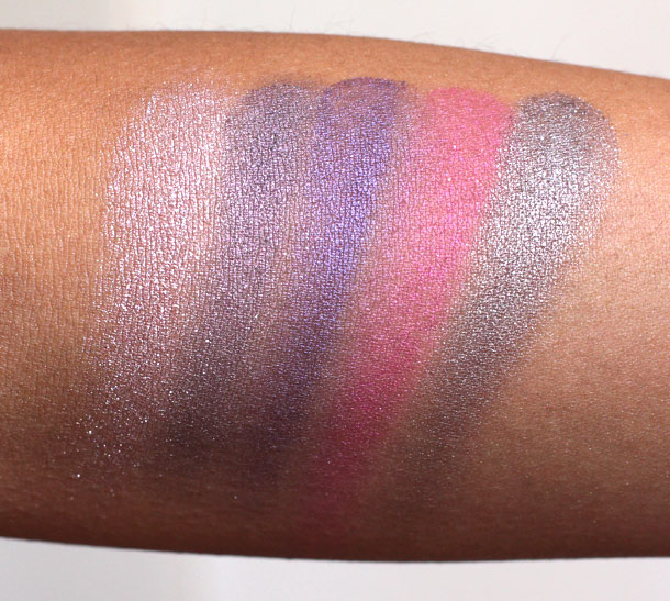 Urban Decay Vice Palette Swatches 3