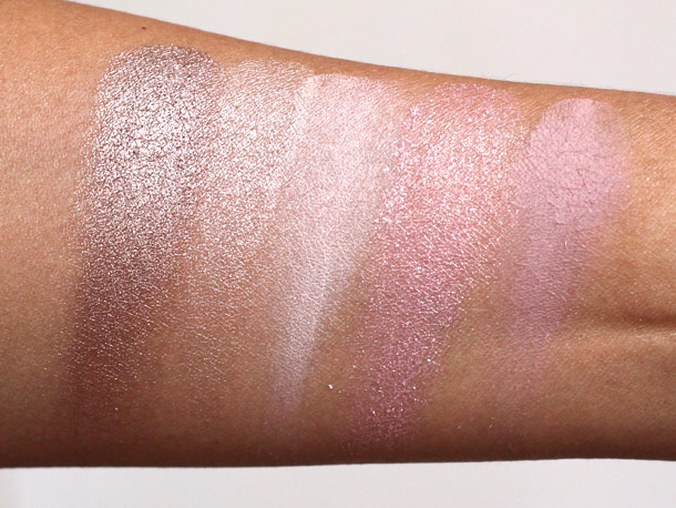 Urban Decay Vice Palette Swatches 4
