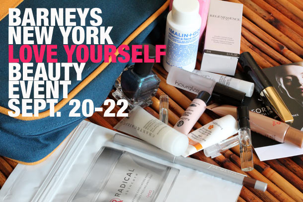 barneys new york love yourself beauty event