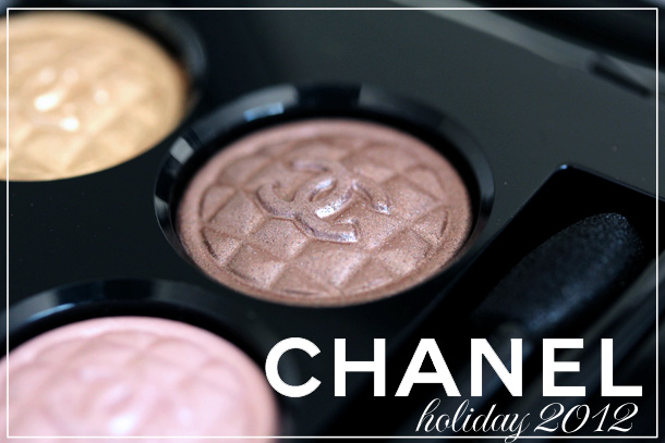 chanel eclats du soir de chanel holiday 2012 makeup collection