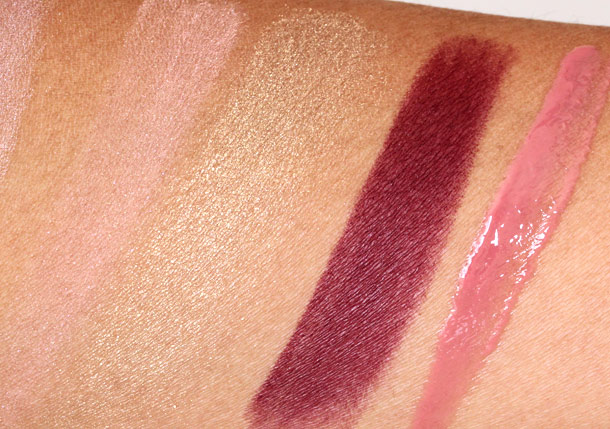 chanel holiday 2012 eclats du soir de chanel swatches