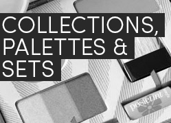 Makeup collections, palettes and se