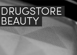 Drugstore makeup and beauty