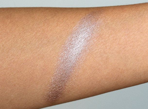 Laura Mercier Cream Eyeshadow Swatches Laura Mercier Alloy Swatch