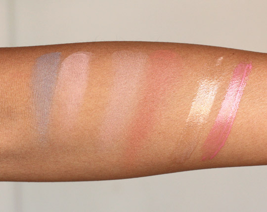 mac office hours swatches