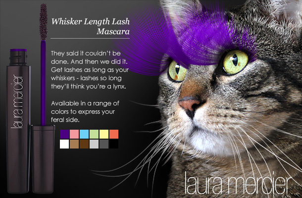 Tabs for Laura Mercier Whisker Length Lash Mascara