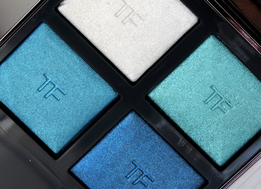 Tom Ford Beauty Eye Color Quad in Emerald Lust