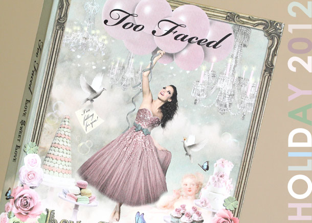 too faced holiday 2012