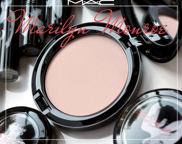 mac forever marilyn beauty powder