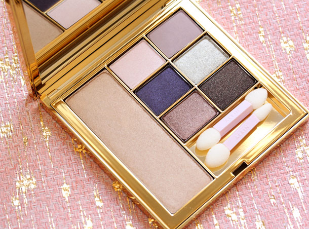 aerin beauty makeup holiday 2012 holiday style palette 1