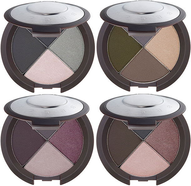 becca ultimate eye colour quad