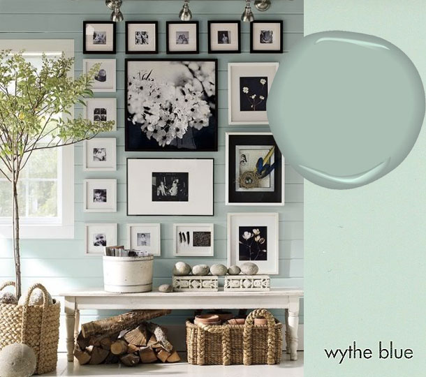 Benjamin moore wythe blue living room benjamin moore st Makeup room paint colors
