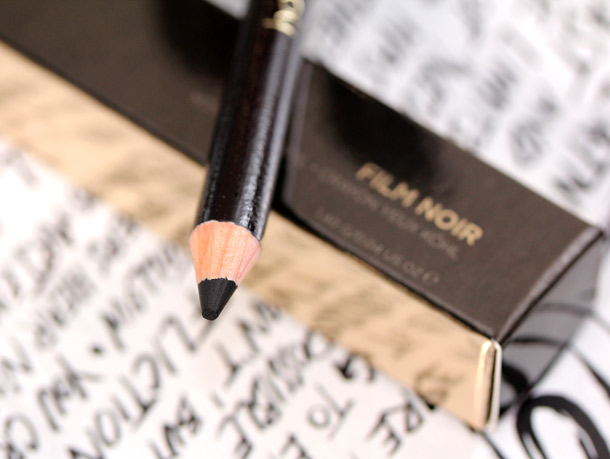 hourglass film noir kohl eye pencil closeup