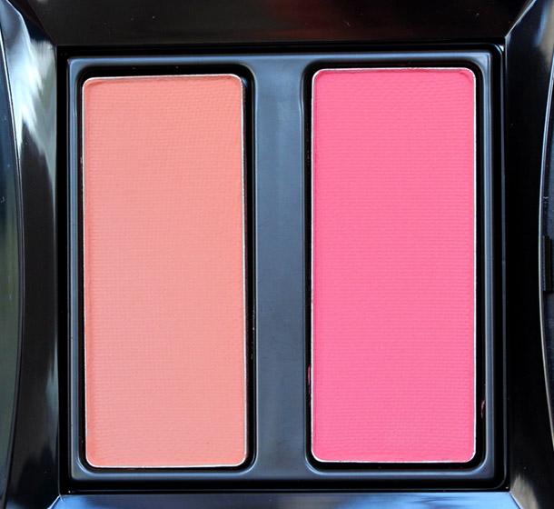 Illamasqua Powder Blusher Duo in Hussy and Lover