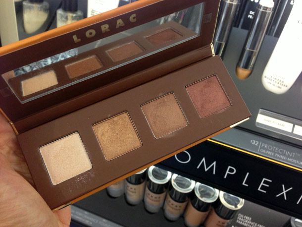 LORAC Eye Candy Full Face Collection in Caramel Love Affair