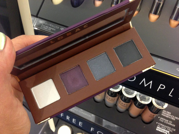 LORAC Eye Candy Full Face Collection in Blackberry Truffle Seduction