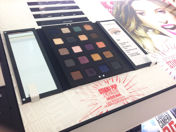 Smashbox Studio Pop Eye Palette, $49