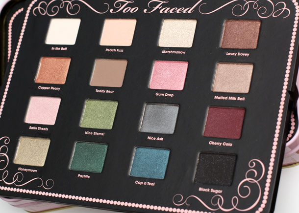 too faced sweet indulgences