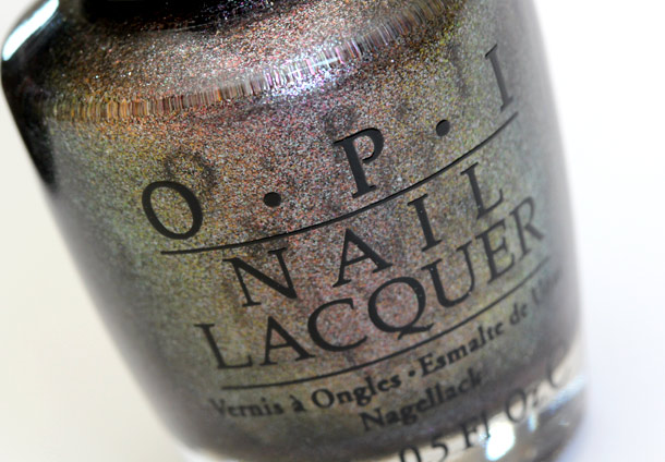 OPI The World Is Not Enough