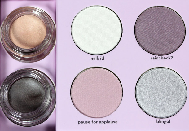 Benefit World Famous Neutrals Eyenessas Sexiest Nudes Ever closeup