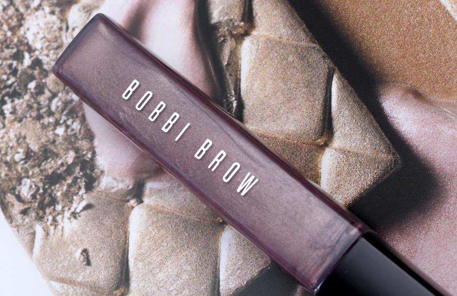 bobbi brown black pearl shimmer lip gloss