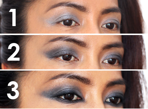 bond girls severine skyfall look eye tutorial
