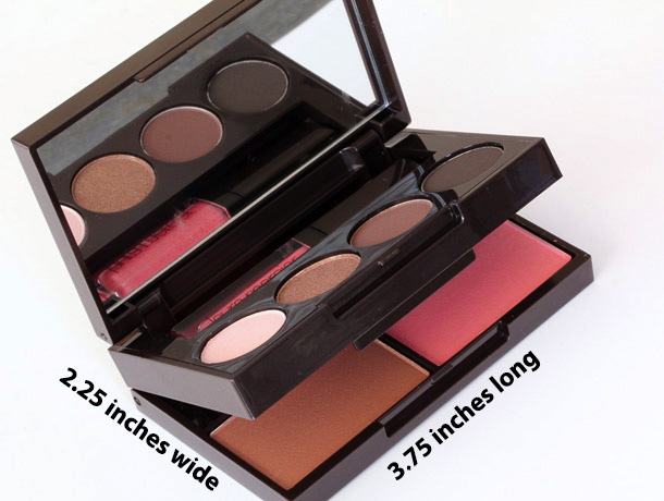 Laura Mercier Colour To Go Palette in Warm Neutrals