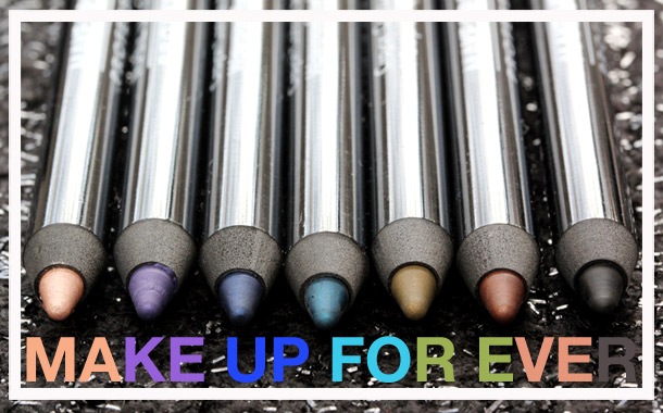 make up for ever ultimate eye liner collection