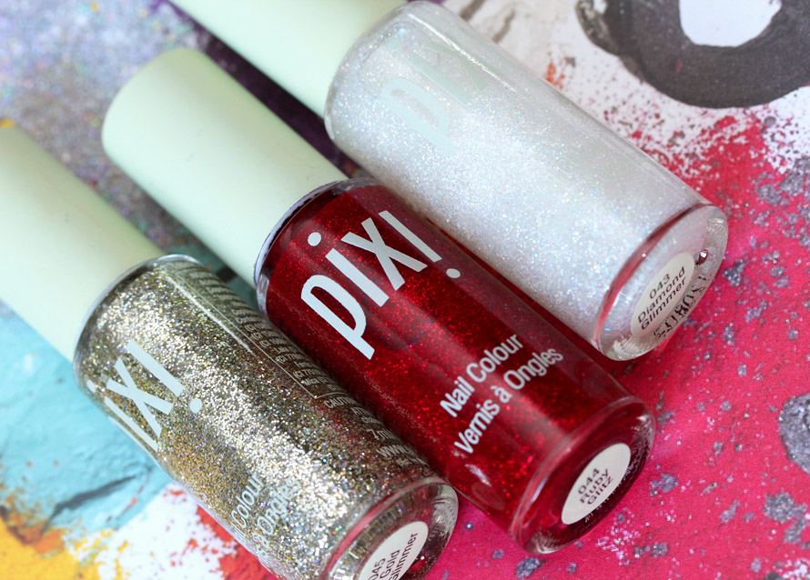 pixi nail colour trio