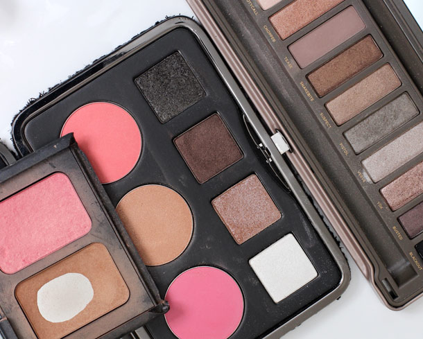 sonia kashuk formal affair palette with nars urban decay