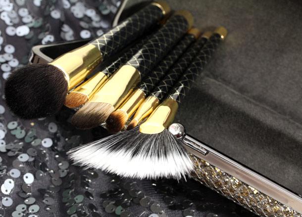 sonia kashuk gilded cage holiday brush set 1