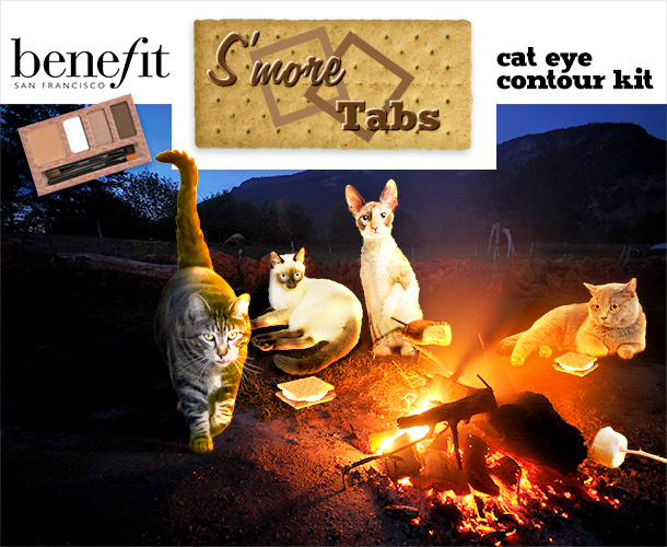 Tabs for Benefit Smore Tabs Cat Eye Contour