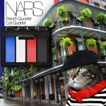 Tabs for the NARS French Quarter Cat Quartet