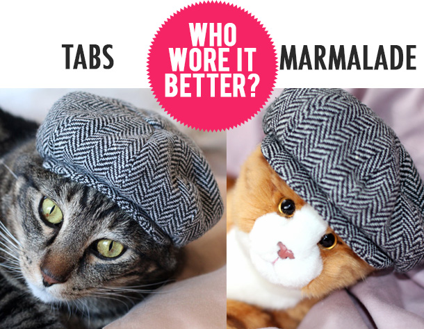 tabs versus marmalade: who wore it better?