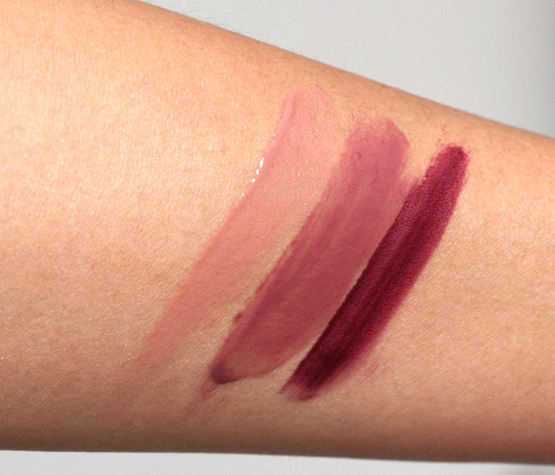 becca ultimate colour gloss swatches