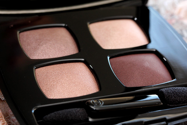 Chanel Raffinement Quad