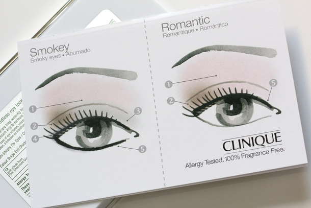 clinique endless eye looks 5
