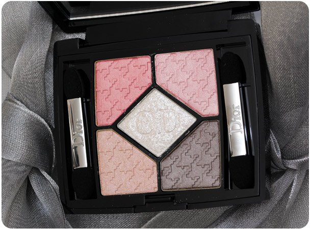Dior 5-Couleurs Eyeshadow in Rose Ballerine #724